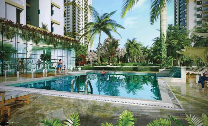 Image Of Swimming Pool Of Dasnac The Jewel Of Noida Sector 75 Noida