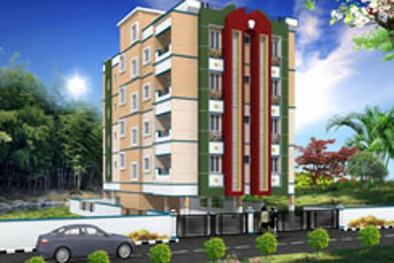 Images for Elevation of Royal Amritha