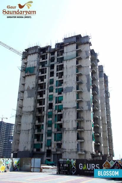 Images for Construction Status of Gaursons Saundaryam