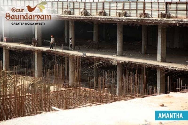 Images for Construction Status of Gaursons Saundaryam