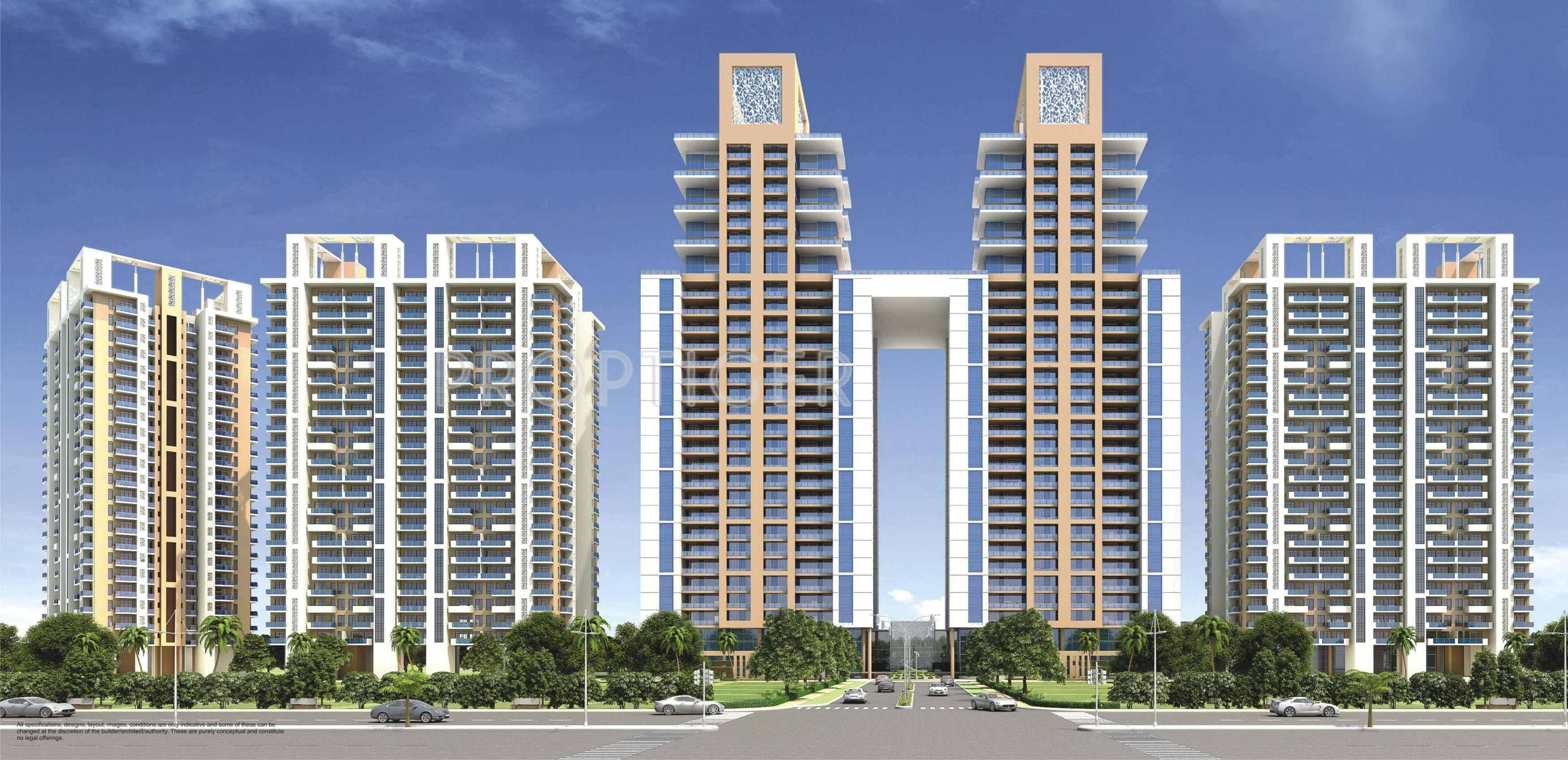 Images for Elevation of Gaursons Saundaryam