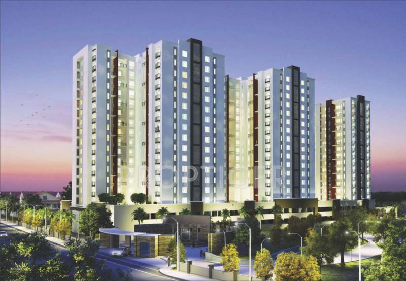 Images for Elevation of Geras Trinity Towers