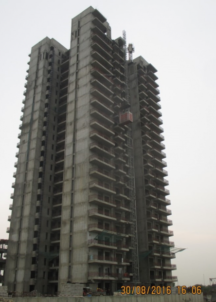 Images for Construction Status of Adani Oyster Grande