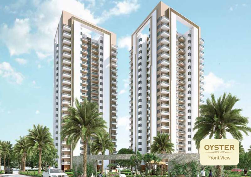 Images for Elevation of Adani Oyster Grande