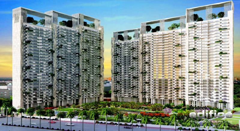 edifice Images for Elevation of Prateek Edifice