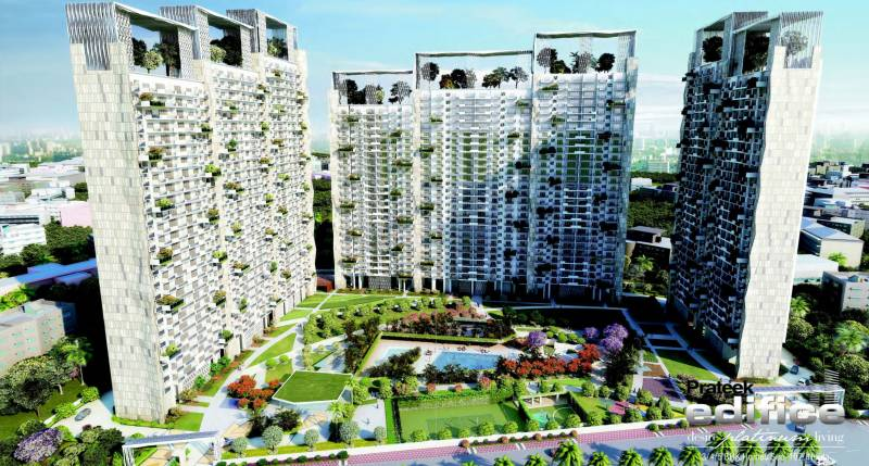 Images for Elevation of Prateek Edifice