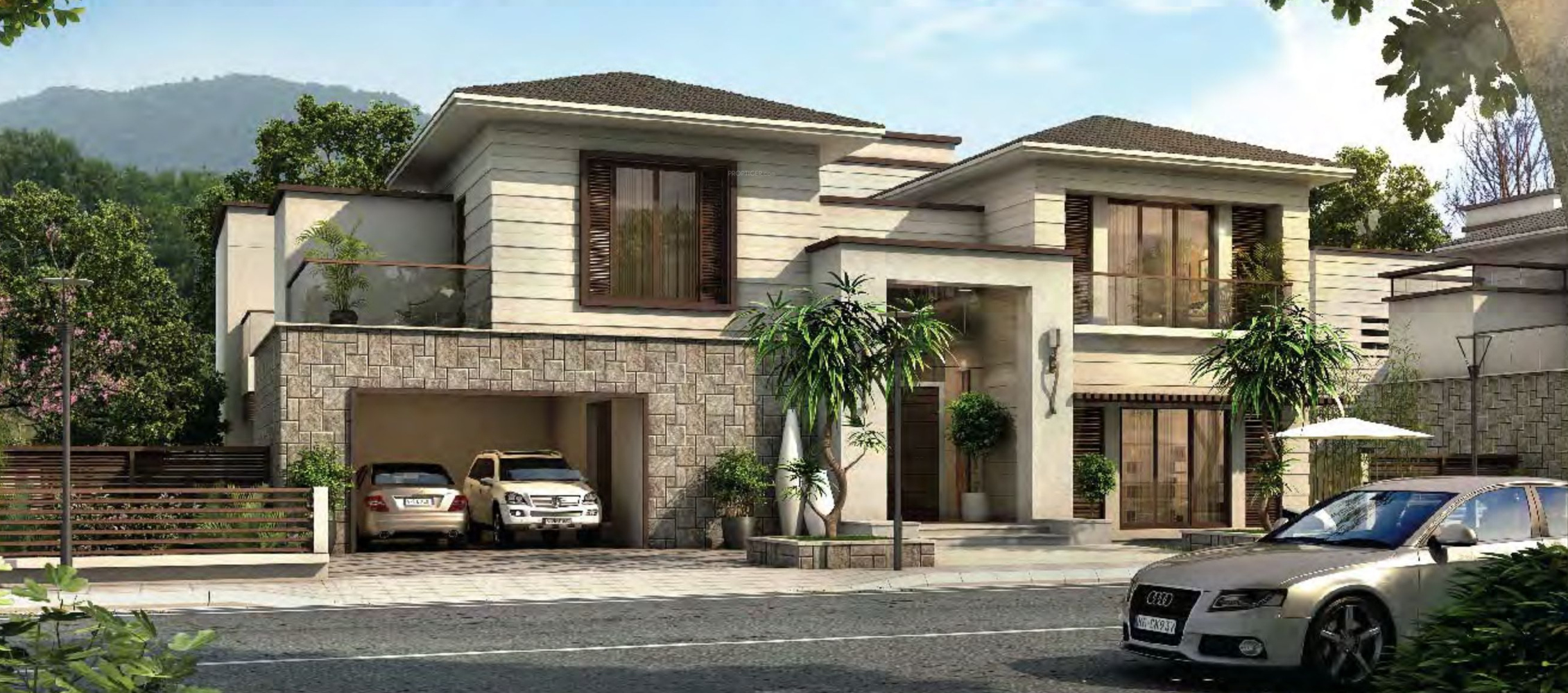 4974 sq ft 4 BHK 4T Villa for Sale in Sobha Lifestyle