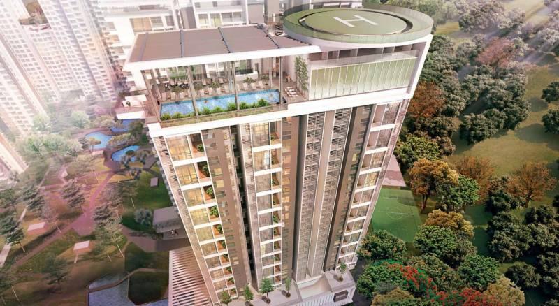 Images for Elevation of Bhartiya Nikoo Homes