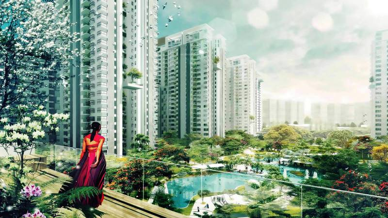 Images for Elevation of Bhartiya Nikoo Homes