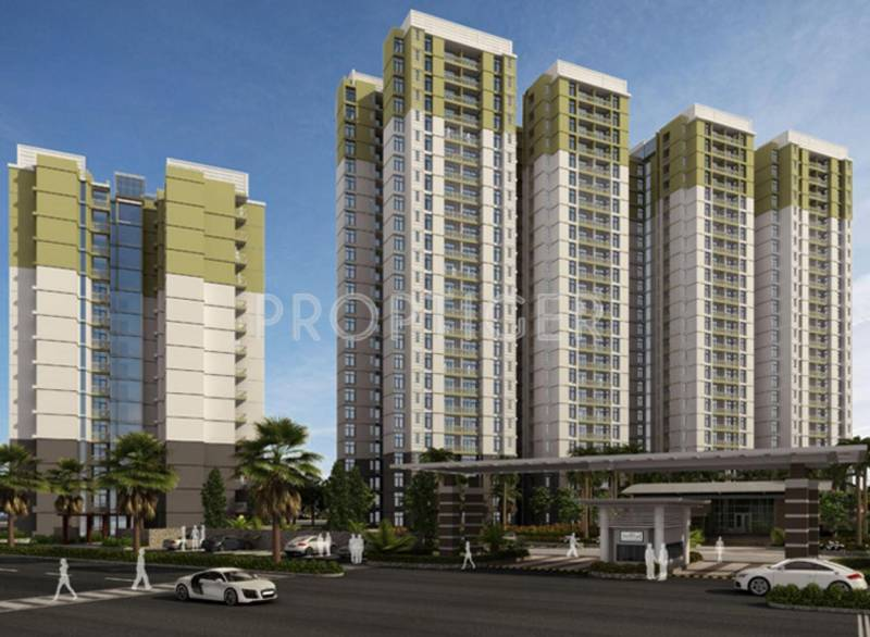 Images for Elevation of Eldeco Inspire