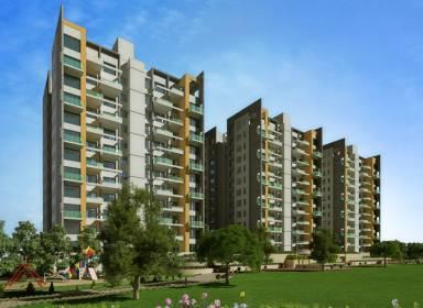 Images for Elevation of Shapoorji Pallonji Residency