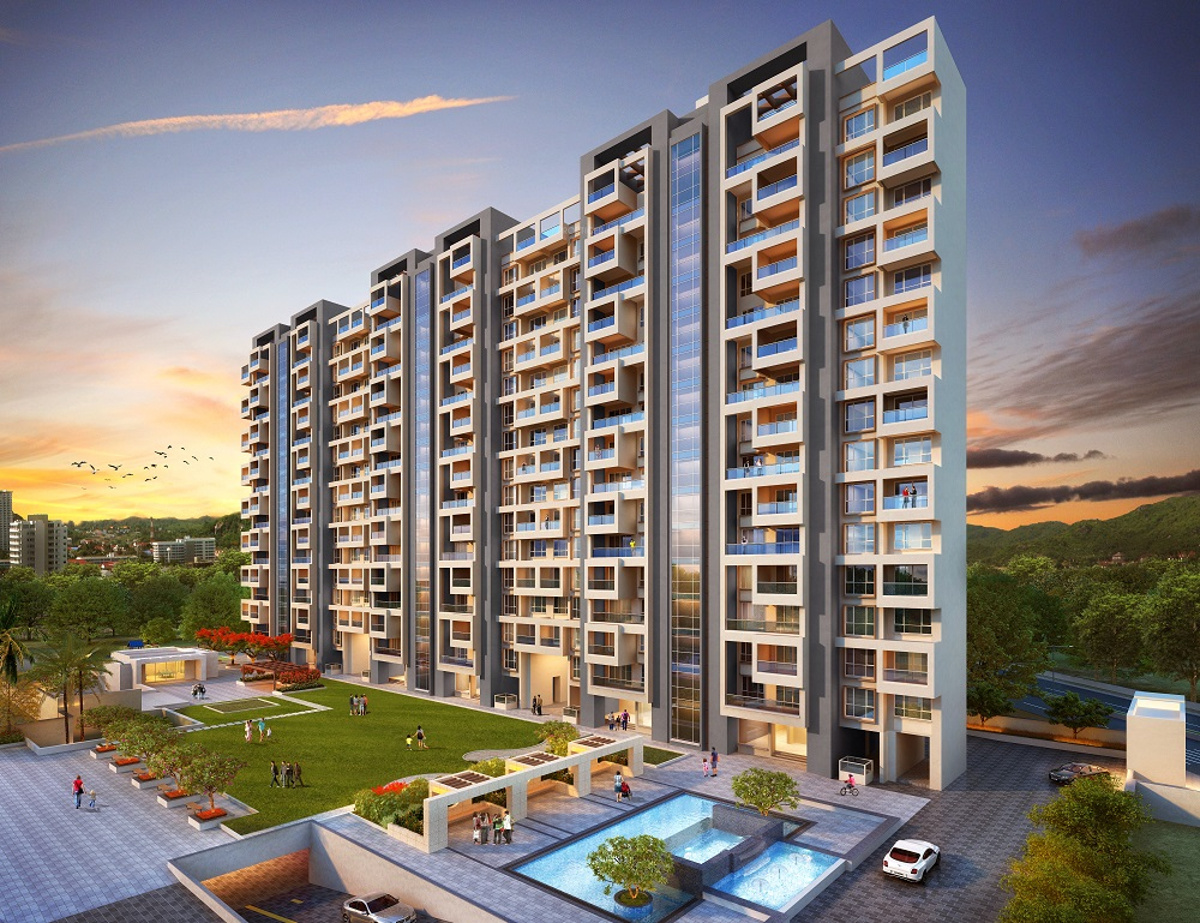 Kasturi Epitome In Wakad Pune Price Location Map