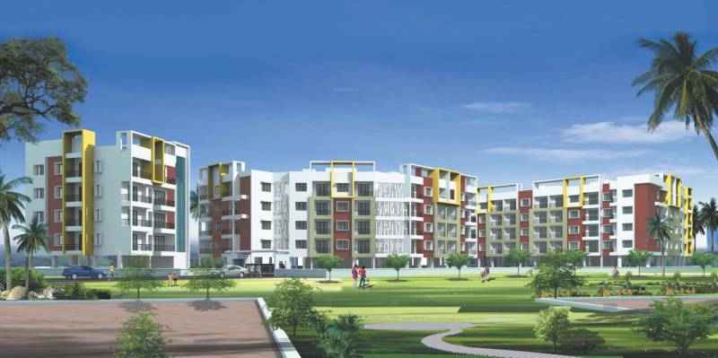 Images for Elevation of Abish Pearl Apartment