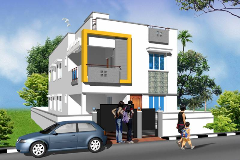 Images for Elevation of Asvini Avani