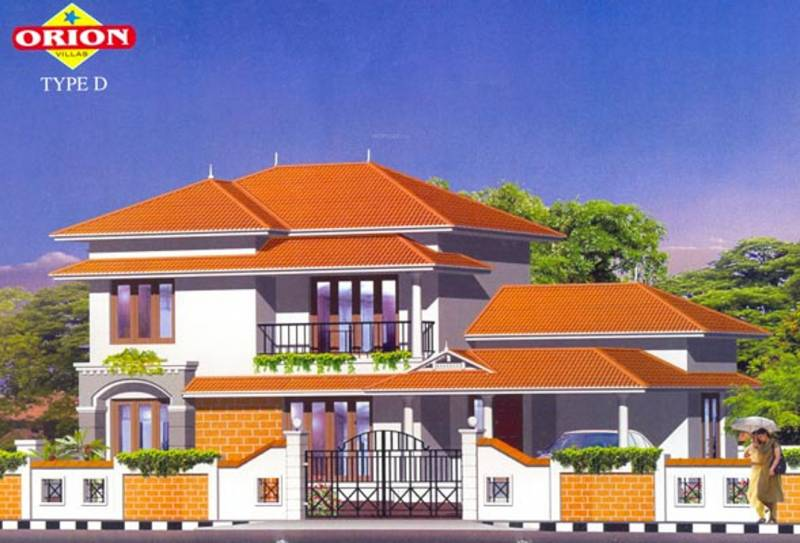 Images for Elevation of Skyline Orion Villas