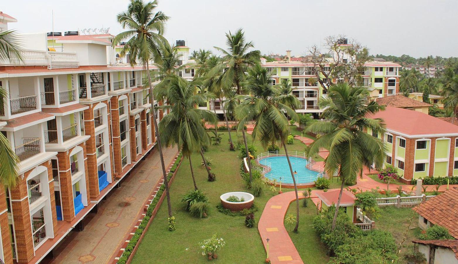Devashri Sun n Sand in Candolim, Goa - Price, Location Map ...
