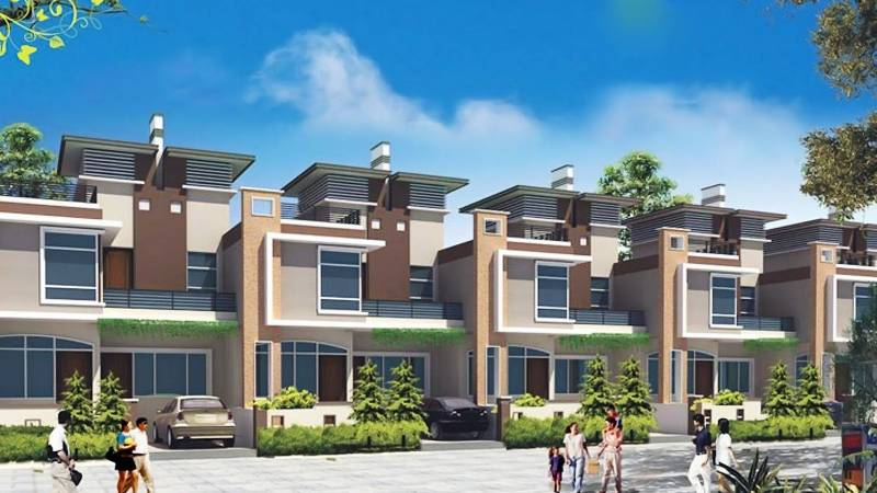 Images for Elevation of Manglam Arpan Villa