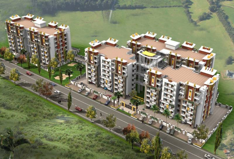 Images for Elevation of Rudra Real Estate Rudra Towers