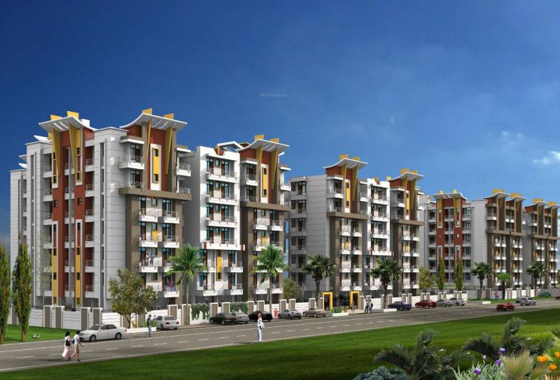 towers Images for Elevation of Rudra Real Estate Rudra Towers
