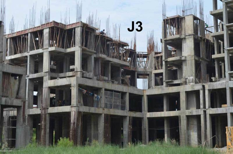 Images for Construction Status of Amrapali Kingswood