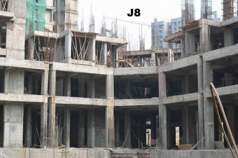 Images for Construction Status of Amrapali Kingswood