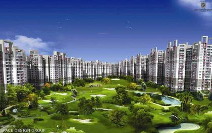 Images for Elevation of Amrapali Kingswood