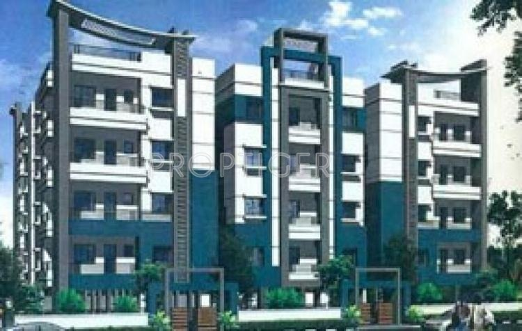 Images for Elevation of Amulya Constructions Cyber Residency