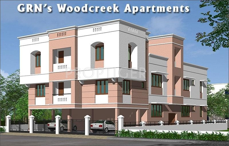 Images for Elevation of  Woodcreek Apartment