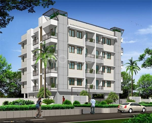 Images for Elevation of Kgeyes Residency Hyacinth