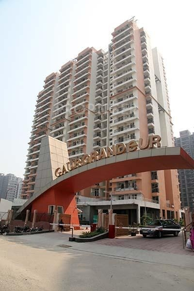 Images for Construction Status of Gaursons Gaur Grandeur