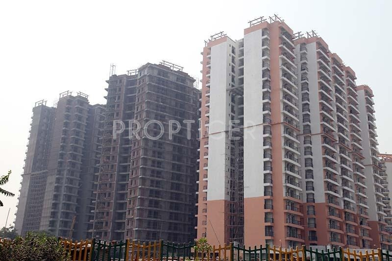 Images for Construction Status of Gaursons Gaur Grandeur