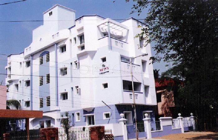 Images for Elevation of Navin Vijayasree