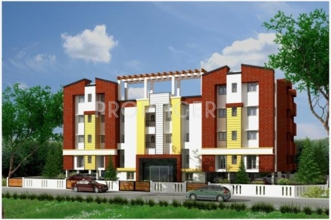 Images for Elevation of Ramaniyam Real Estates Mahalakshmi M35