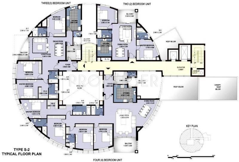 aquapolis Images for Cluster Plan of Ansal Aquapolis
