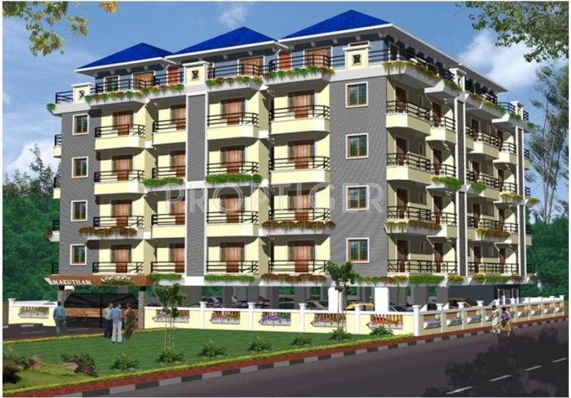 Images for Elevation of Marutham Greenview