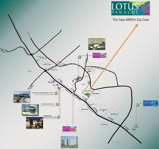 Images for Location Plan of 3C Lotus Panache