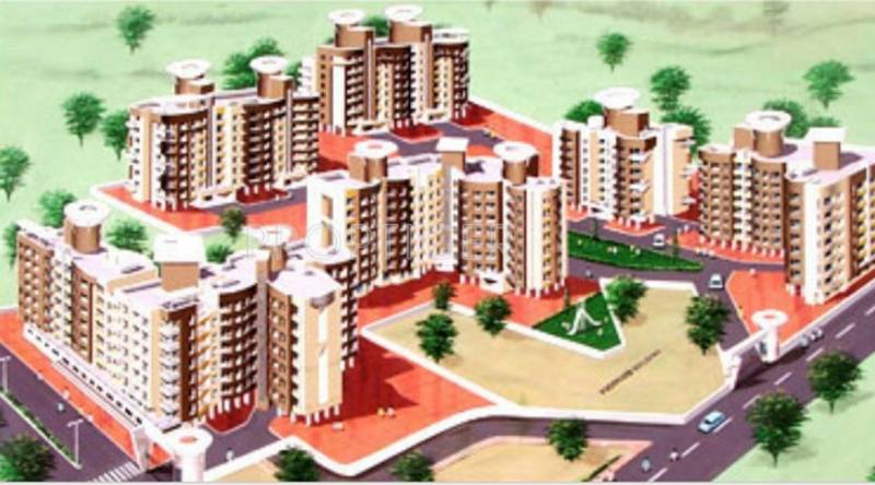 Images for Elevation of Agarwal Doshi Complex