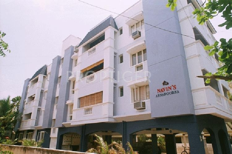 Images for Elevation of Navin Annapoorna