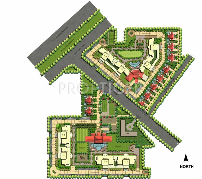 Images for Site Plan of ATS Triumph