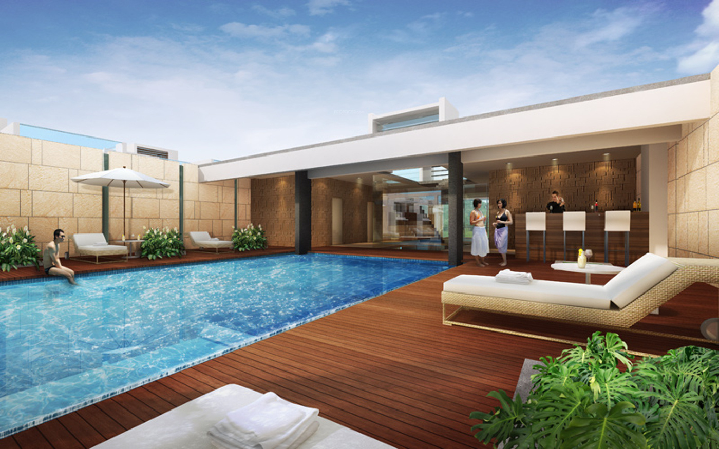 4781 sq ft 4 bhk 4t villa for sale in landmark Swimming pool construction in chennai