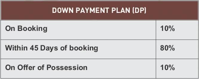 cape-villa Down Payment