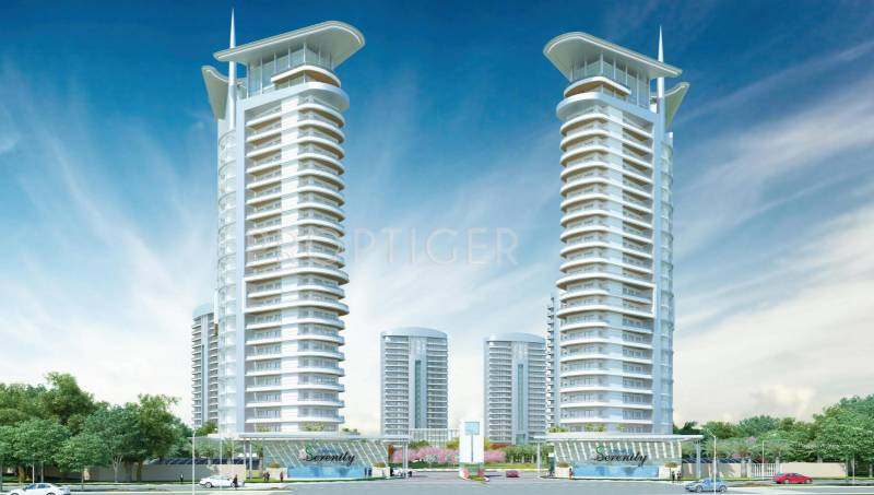 Images for Elevation of Chintels Serenity