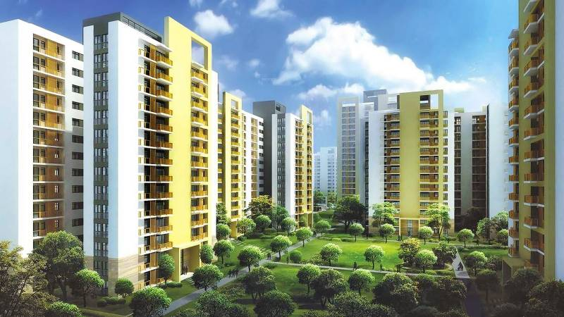Images for Elevation of Unitech Brahma