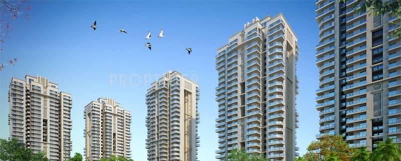 Images for Elevation of Gaursons 16th Avenue