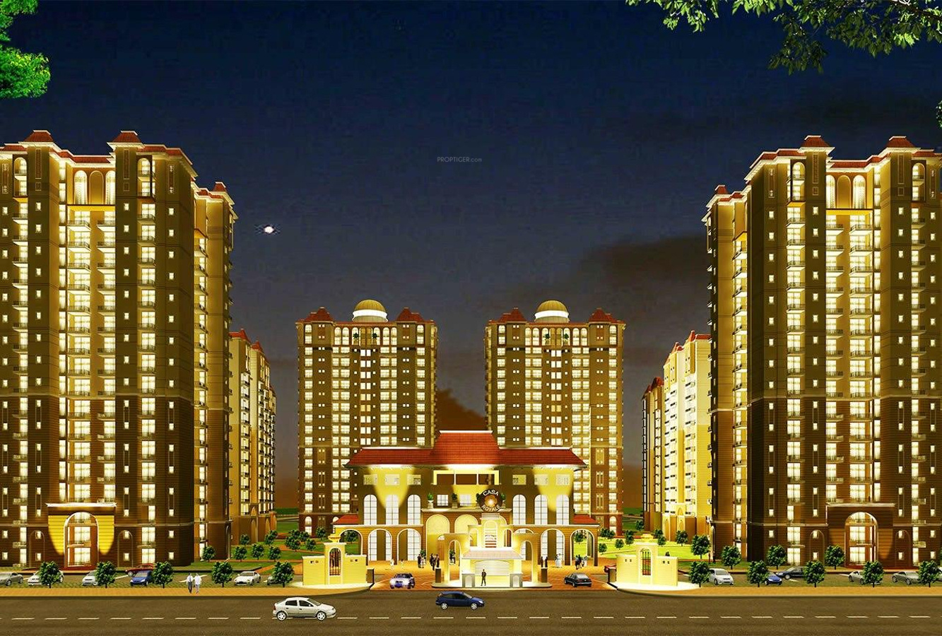 Earthcon Casa Royale In Sector 1 Noida Extension Noida