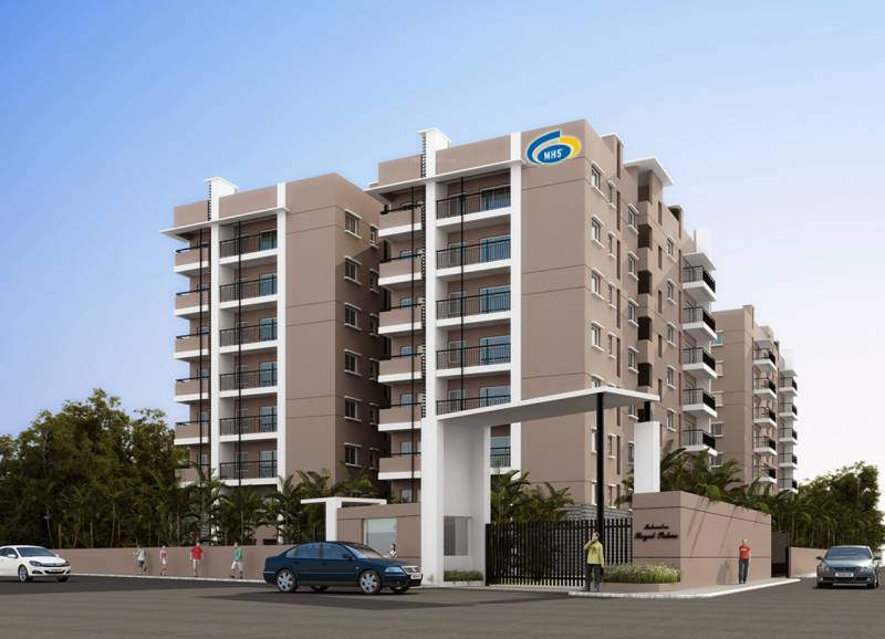 Images for Elevation of Mahendra Homes Elena