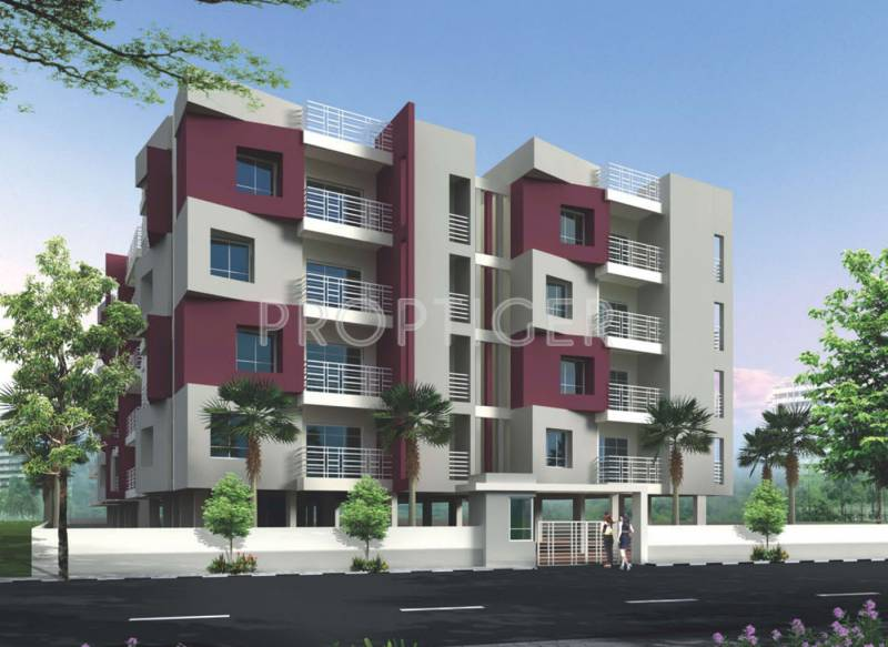 main elevation image 2 of saroj tulip unit available at sai baba images for elevation of saroj orchid