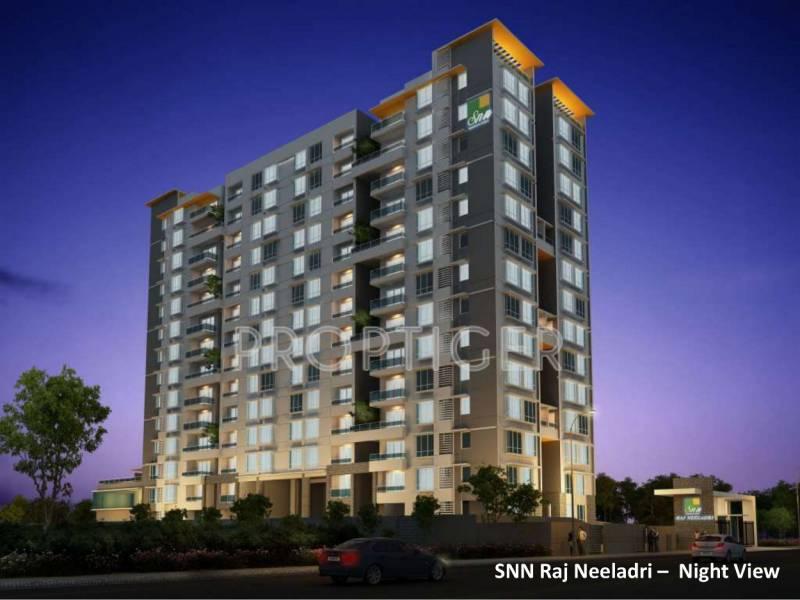 Images for Elevation of SNN Raj Neeladri