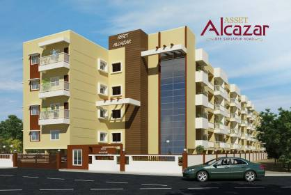 Images for Elevation of CoEvolve Estates Alcazar