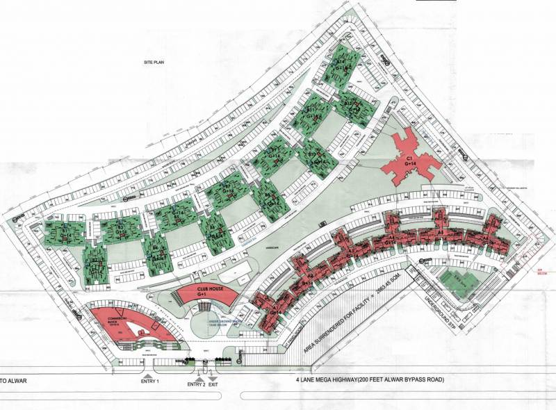 Images for Site Plan of Avalon Royal Park